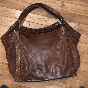 Kooba leather bag purse tote hobo